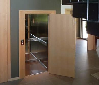 Instalaci n de ascensores unifamiliares mejor precio - Ascensores hidraulicos precio ...