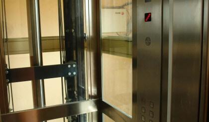 Instalación de un ascensor en foso reducido