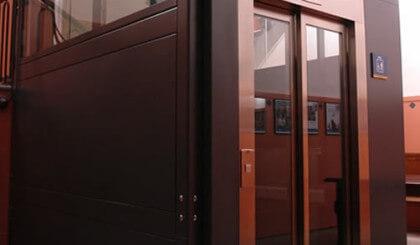 Instalación de ascensores para personas con discapacidad