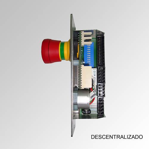 Sistema de esclusa descentralizado