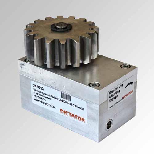 Amortiguador radial RD 240 y 241