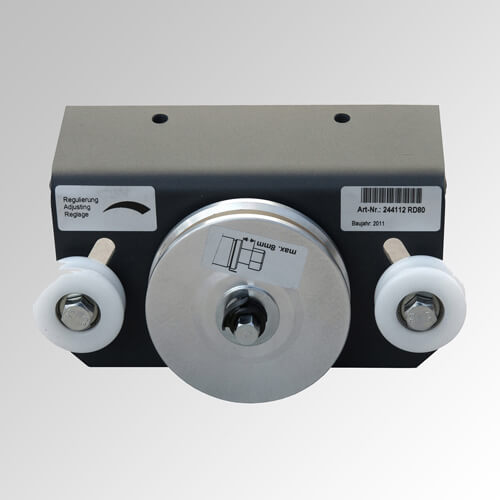 Amortiguador radial RD 80