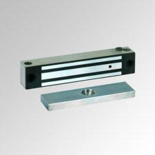 Electroimanes rectangulares para bloqueo de puertas