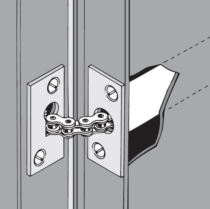 Muelle para puerta batiente dictator - Muelle para puertas ...