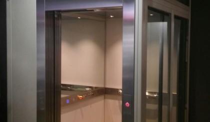 Proceso de instalación de ascensores Dictator