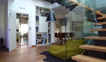 Ascensor residencial en Zaragoza