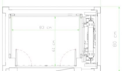 ¿Cuáles son las dimensiones mínimas que puede tener un ascensor?