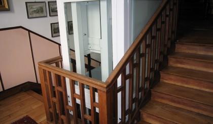 Ascensores para casas de dos o tres plantas