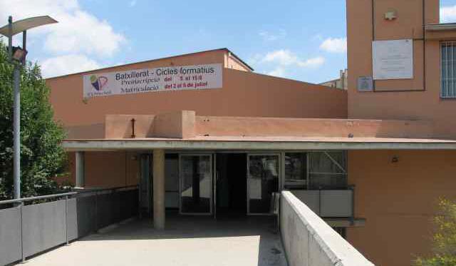 Institut Palau Ausit en Ripollet