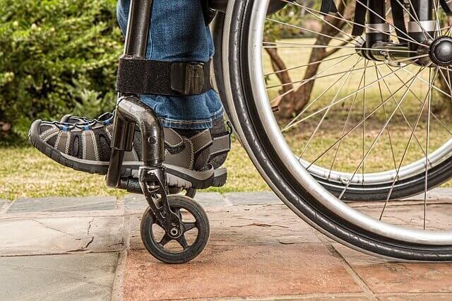 Ayudas para mejorar la movilidad de las personas con discapacidad