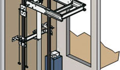 ¿Cómo funcionan los ascensores hidráulicos?