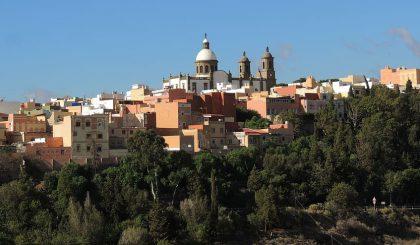 Ascensor en casa unifamiliar en Las Palmas de Gran Canaria